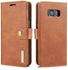 Samsung Galaxy S8/S 8+ Plus Echt Leder Wallet Case Magnet abnehmbare Abdeckung