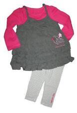 Calvin Klein Toddler Little Girls' Layered Tunic & Leggings Set