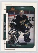 1999-00 Upper Deck MVP #62 Ed Belfour Dallas Stars Hockey Card