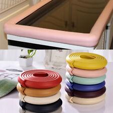 2M Baby Table Edge Corner Guard Protector Foams Bumpers Collision Cushion Strip
