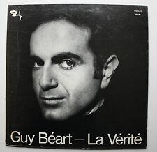 Guy Beart Import France Barclay LP