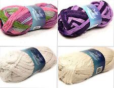 Plymouth Yarn Joy Ruffle 100g Loom Knit Crochet Free Ship Offer Color Choice