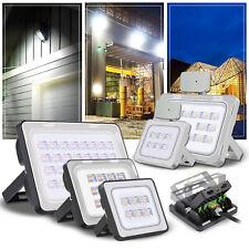LED Flood Light 10W 30W 50W 100W 300W PIR Motion Sensor/SMD Floodlight 240V IP67