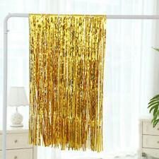 Hot Rain Silk Curtain Pull Flower Birthday Wall Decoration Pendant Party Decor