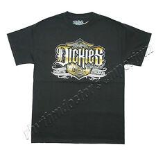 Dickies Mens 4101 DKS1125 BK Streets Is Watchin Logo T-Shirt Black New