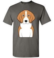American Foxhound Dog Cartoon T-Shirt Tee - Men Women Youth Kid Tank Long Sleeve