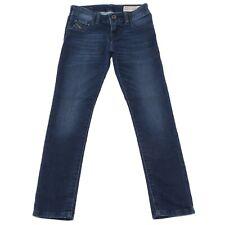 7128S jeans bimba DIESEL blu JOGGJEANS JEGGINGS pantalone trouser jeans kid