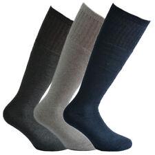 6 paia di calze Fontana in cotone spugna prodotte in Italia mod. sport lungo