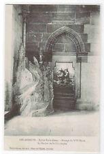 Eglise Notre Dame  XVI Siecle Rocher St Christophe Les Andelys France postcard