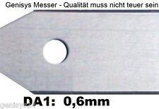 153 +6 cuchillo gratis 0,60mm + tornillos Husqvarna automower Gardena cortadora de césped 0,6