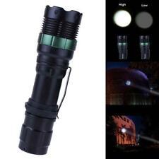 Ultrafire 10000 Lumen Zoomable  T6 LED Flashlight Torch FT BG