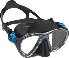 Cressi Big Eyes Evolution Adult Mask for Scuba, Patented Inclined Inverted Lens