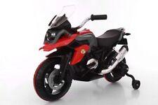 Moto Motorino Elettrico Modello BMW Flower 12V con luci per Bambini