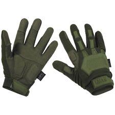 Einsatzhandschuhe High Defence Tactical Handschuhe ACTION Outdoor Security Oliv