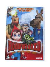 HOODWINKED DVD KIDS CGI ANIMATED  RED RIDING HOOD RETELLING
