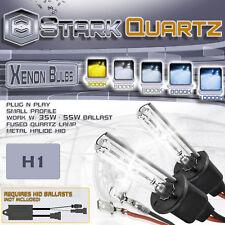 Stark Quartz 35W / 55W HID Xenon Replacement Bulbs for Kit High Beam Bulbs - H1