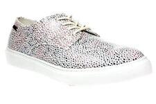 Bugatti ROXY - Damen Schuhe Schnürer Sneaker V6601-6 232-weiß-grau