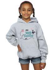 Disney Bambine e ragazze Mary Poppins Logo Felpa Con Cappuccio