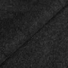Henry - weicher Thermo Wollfleece (anthrazit melange) - beidseitig angeraut