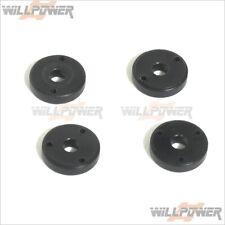 Hyper TT10 Shock Piston 2 & 3 Hole #11134 (RC-WillPower) CNC Cut Hobao Damper