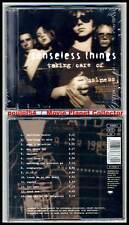 "SENSELESS THINGS ""Taking Care Of Business"" (CD) 1995 NEUF"