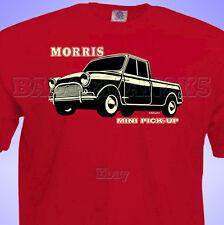 Classic MORRIS !! Mini !! PICKUP - PICK-UP - Mens T Shirt Ideal 4 Shows Rallies