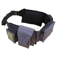 Army Combat  Military Utility Travel Money Belt Waist Retro Bum Day Pack Bag New