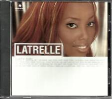 LATRELLE Dirty Girl MIX & INSTRUMENTAL PROMO DJ CD Neptunes Pharrell Williams