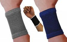 Tubular Wrist Support Sleeve Brace Arm Pain Injury Work Gym Sport Tennis Golfers