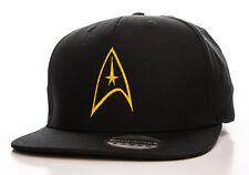 Officially Licensed Star Trek Starfleet Adjustable Size Snapback Cap