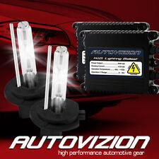 Xenon Slim 55W 9006 HB4 Low Beam HID Conversion HeadLight Lamp Bulbs Kit #7