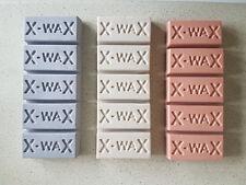 X-Wax Mk2 Sculptor's Modelling Wax 250g bar - non setting alternative to clay