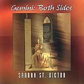 Sandra St. Victor - Gemini: Both Sides (2001)  CD  NEW/SEALED  SPEEDYPOST