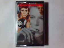 DAVID BOWIE Changesbowie mc cassette tape SIGILLATA
