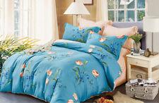 Queen/King/SuperKing Size Bed Duvet/Doona/Quilt Cover Set New Ar M345