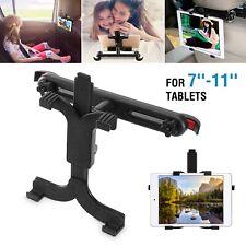Car Tablet Holder Headrest Windshield Dashboard Mount 360° Rotatable 7-11 Inch