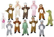 Kids Animal Body Suit Jump Suit Fancy Dress Book Week Zoo Fancy Dress Costumes