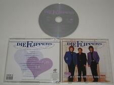 DIE FLIPPERS/JE T'AIME ES: ICH LIEBE DICH(BMG 74321 144336 2) CD ÁLBUM
