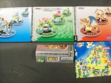 Pikachu Records Pokemon Japan Red Green Blue 2 CD Pocket Monsters Soundtrack