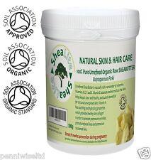 burro di karité 100% Puro, Crudo,Naturale & Organico Certificato Grado A Avorio