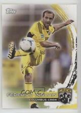 2014 Topps MLS #7 Federico Higuain Columbus Crew Rookie Soccer Card