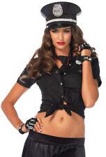 Leg Avenue womens police officer costume shirt