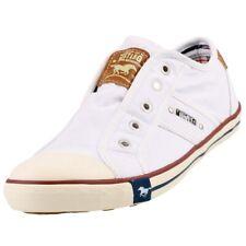 NEW Mustang Men's Shoes Canvas Shoes Men's Trainers Slipper Shoes