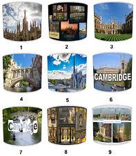 City of Cambridge abat-jour, idéale pour assortir autocollants murales