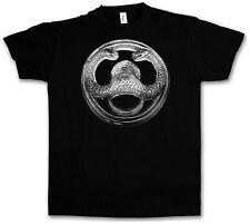 THULSA Doom logo i T-SHIRT-CONAN BARBARO film Barbarian the serpenti Dio culto