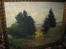 DEFIZE Alfred, *1873  Landschaft bei Liege