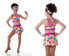 Bikini Jazz Tap Dance Costume Handgloves Beach Baby Adult & Child Groups Avail.