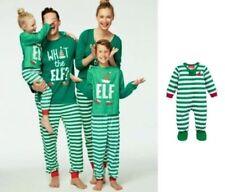 Macys Family Pajamas Set Elf Striped Pajama Set Toddler Kids 6aab37cc3