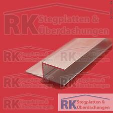 h / Stuhl - Profil, Aluminium pressblank, 16 mm Aufnahme, 5,40 Euro/lfdm