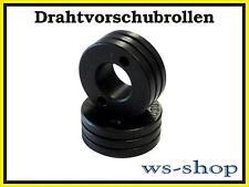 Drahtvorschubrolle 30 x 12 für Drahtvorschubgetriebe Rolle Antrieb Drahtvorschub